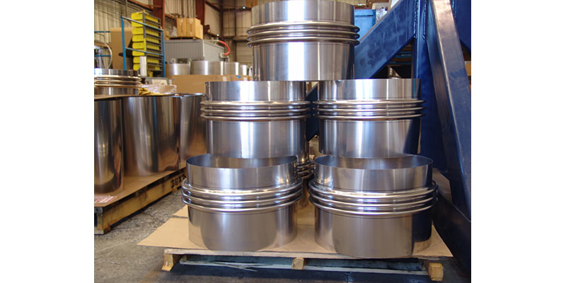 Metal Expansion Joints – Weldmac Manufacturing Company